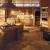 Woody prof kitchen