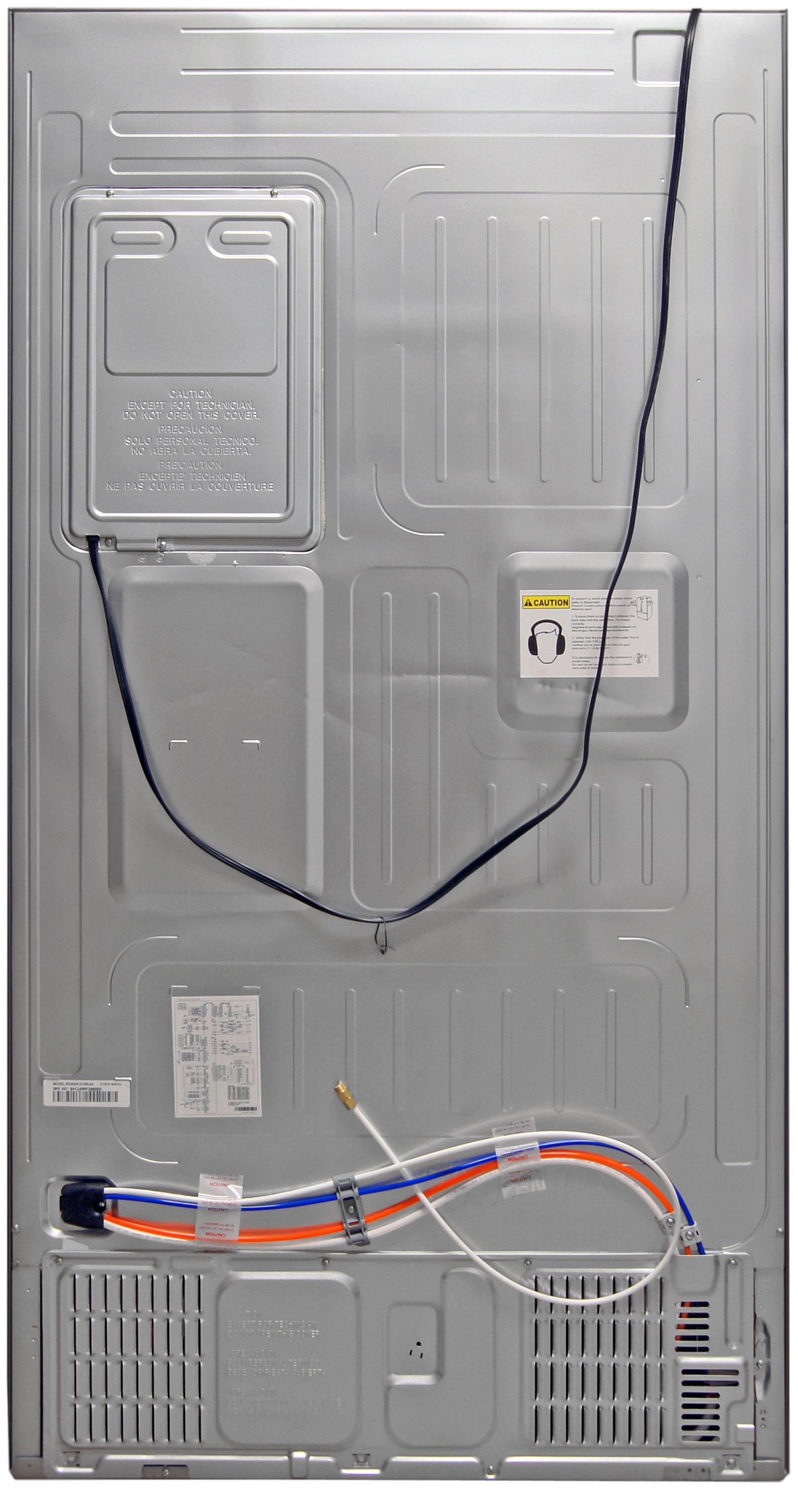 samsung rshsr refrigerator review reviewedcom refrigerators