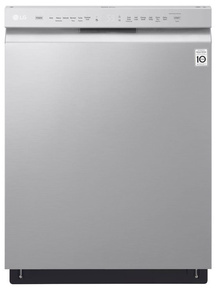 An attractive, effective, and fairly quiet dishwasher, for just $550? Better believe it.