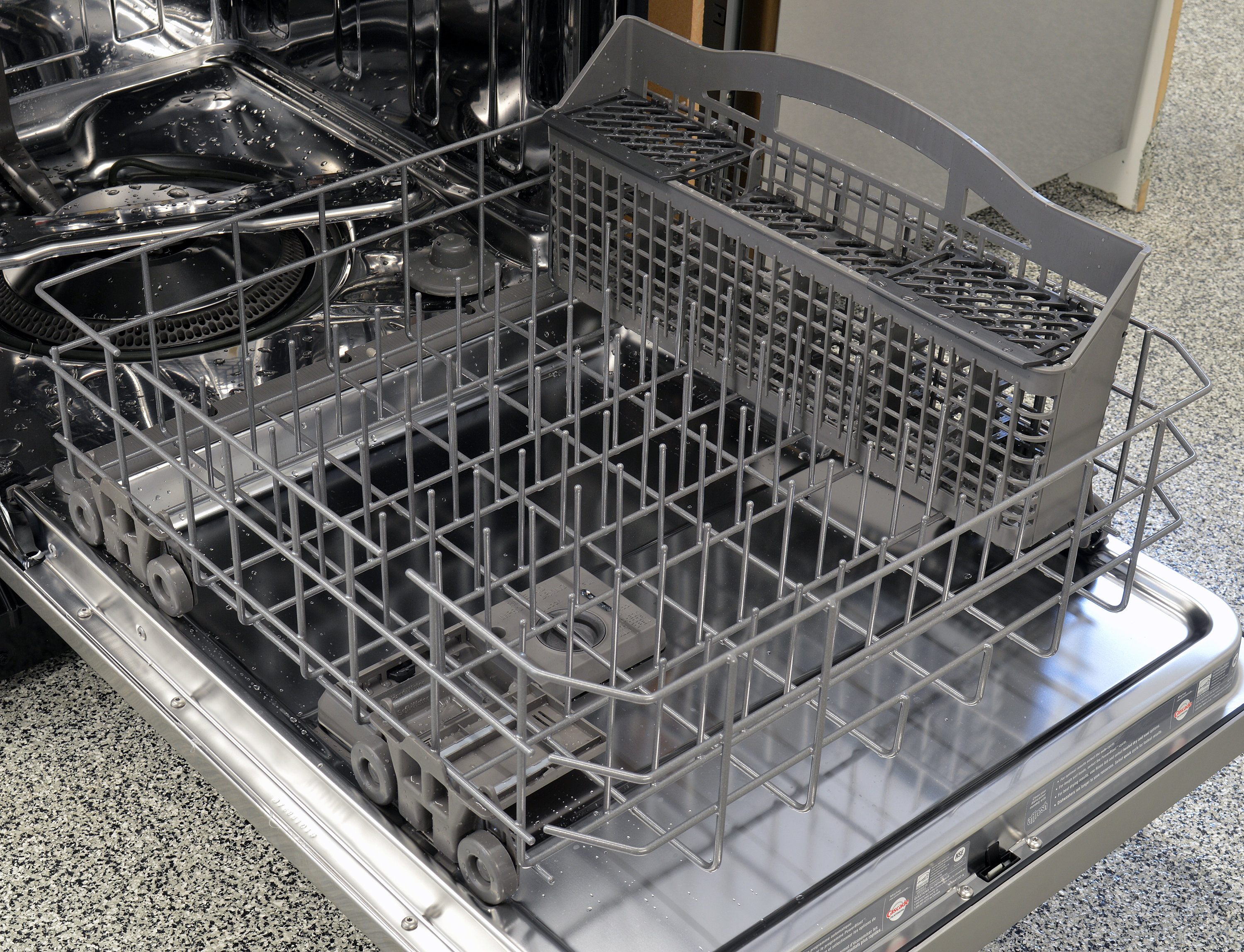 Maytag Mdb4949sdm Dishwasher Review Reviewed Com Dishwashers