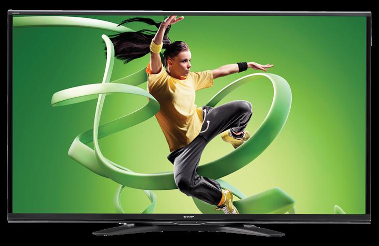 Sharp Aquos Q Series LC 60EQ10U 60 Inch LED Smart TV