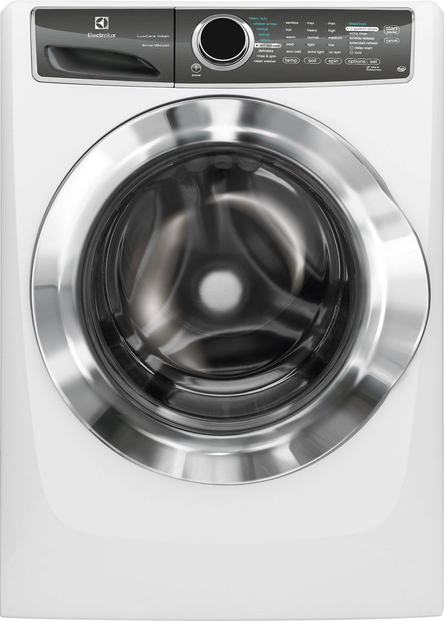 the efls617siw combines some of the best design elements that electrolux has come up with over
