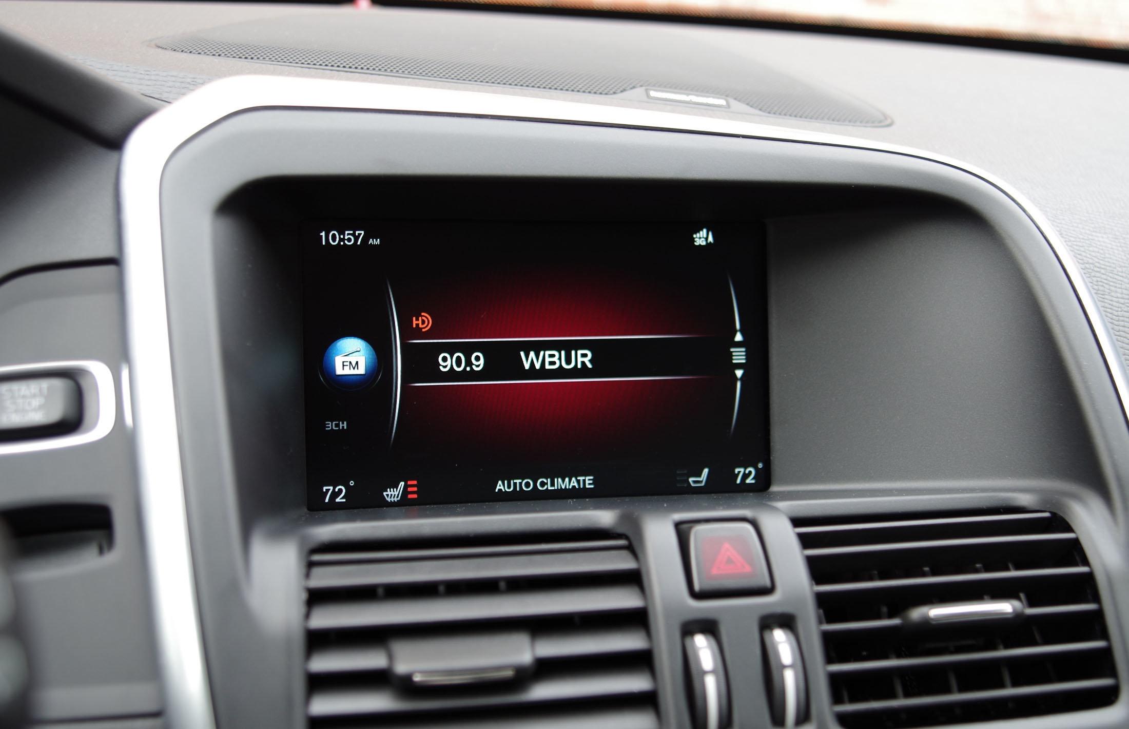 sensus connect radio volvo
