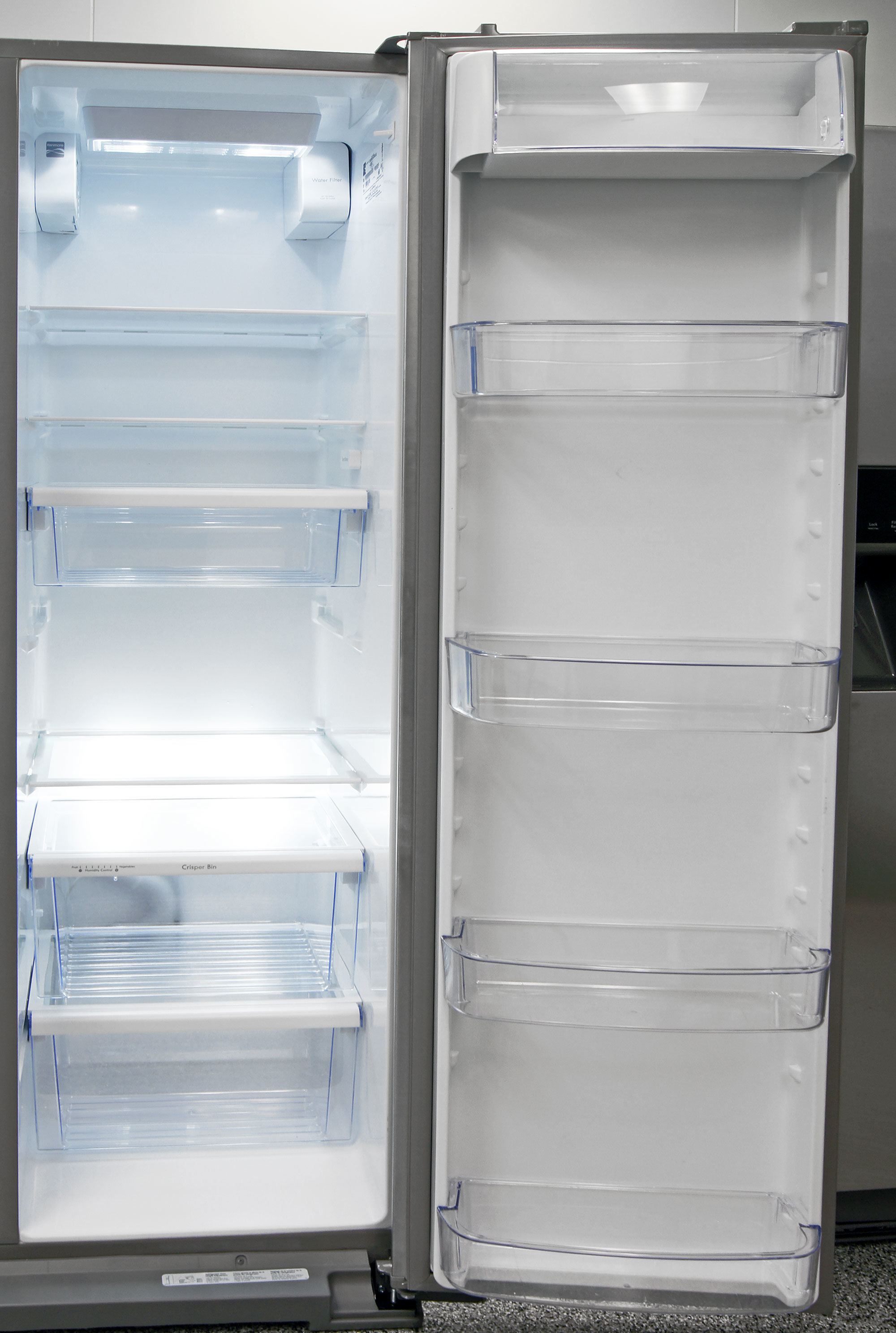 How To Level A Kenmore Refrigerator Kenmore 51783 Refrigerator Review Reviewedcom Refrigerators