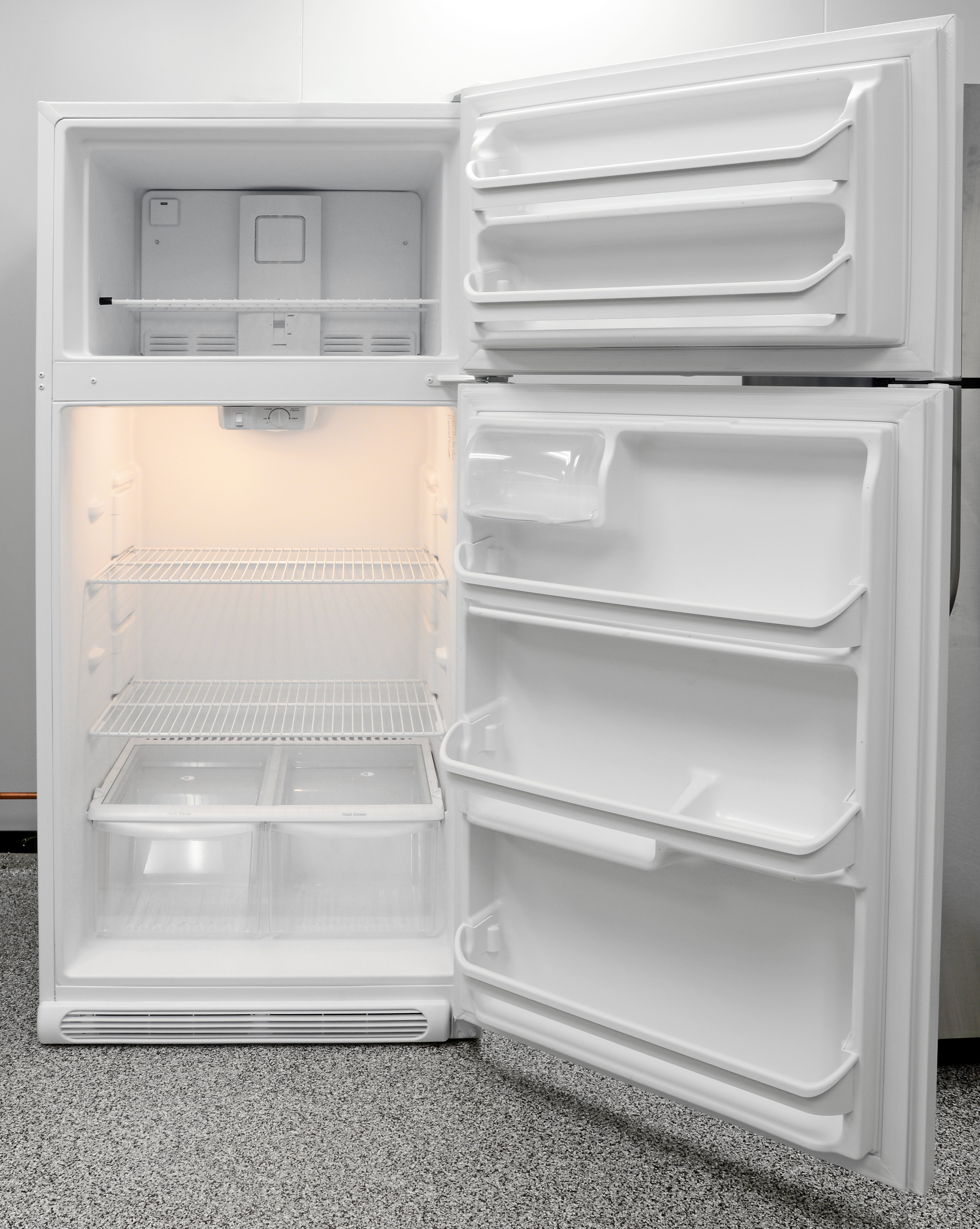 The Frigidaire FFTR1814QW is both incredibly efficient, and incredibly affordable.