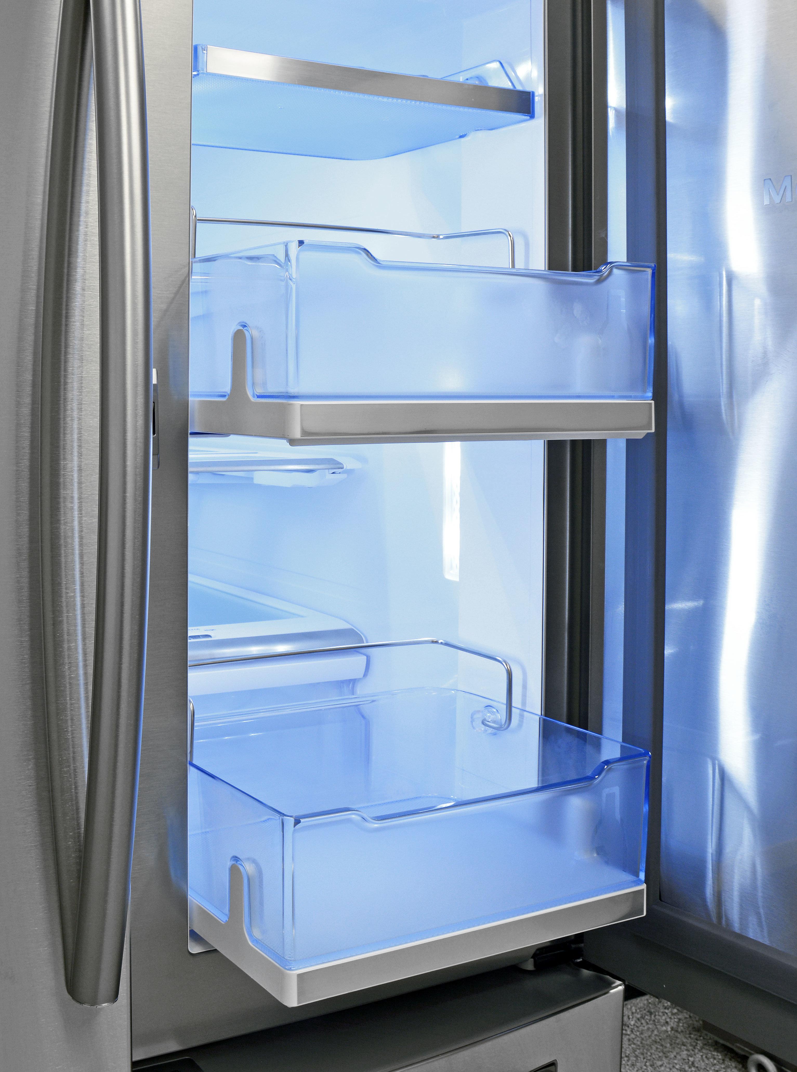 Samsung Rf30hbedbsr Refrigerator Review Reviewed Com