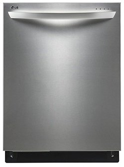 LG LDF8874ST Stainless Steel Fully-Integrated Steam Dishwasher with 3rd Rack