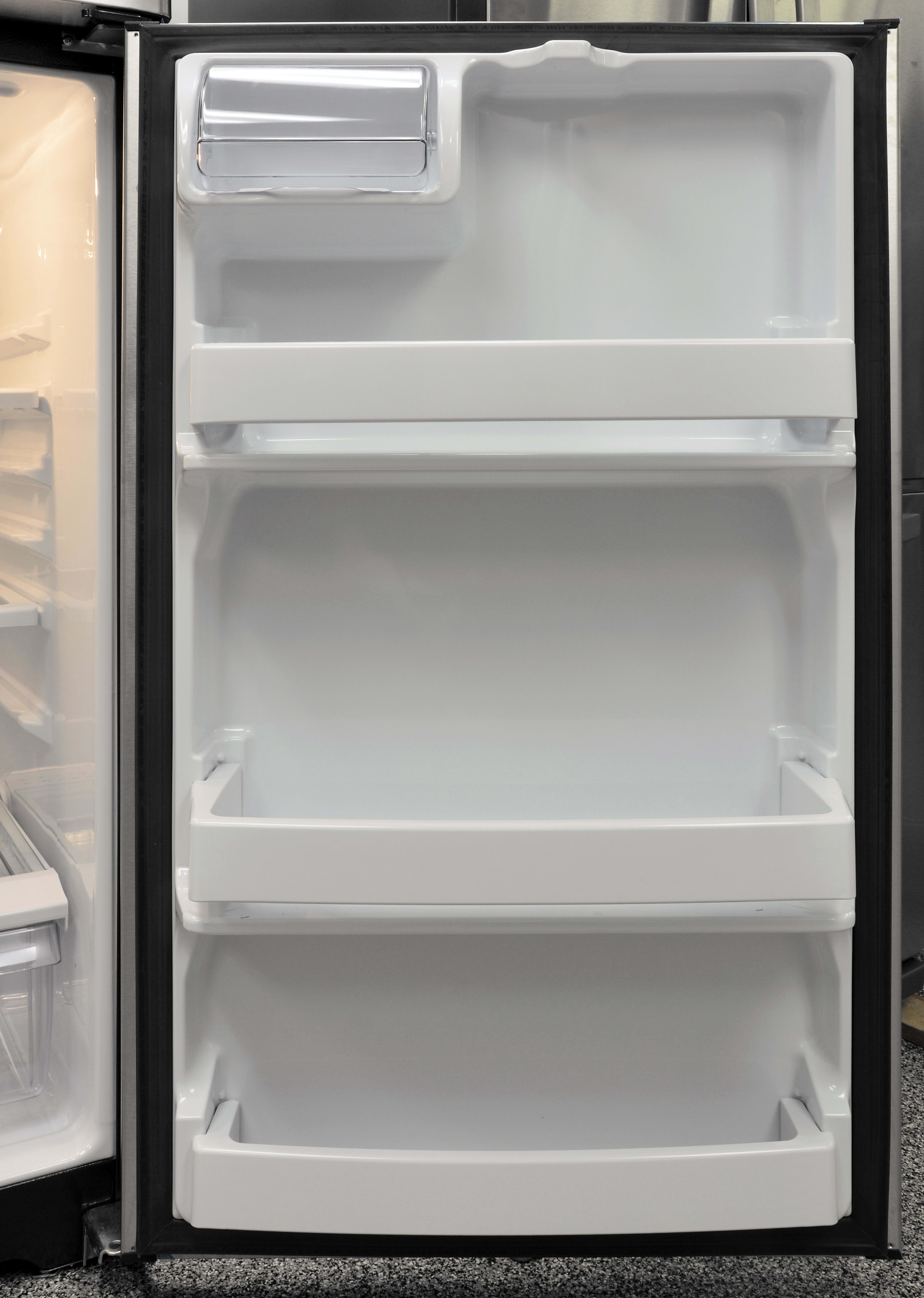ge gas18psjss gas18pgjww series autofill pitcher refrigerator review refrigerators. Black Bedroom Furniture Sets. Home Design Ideas