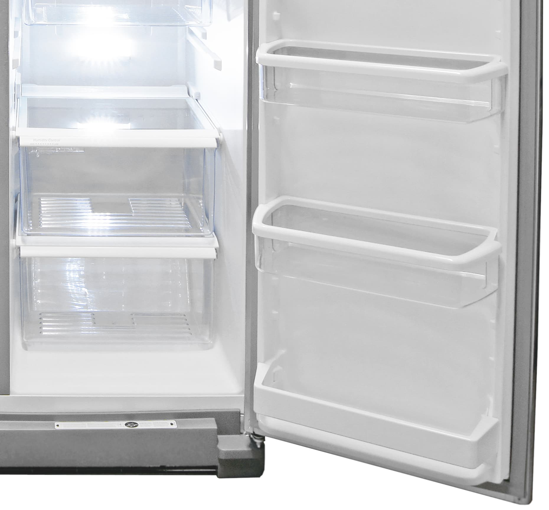 Whirlpool Wrs325fdam Refrigerator Review Reviewed Com