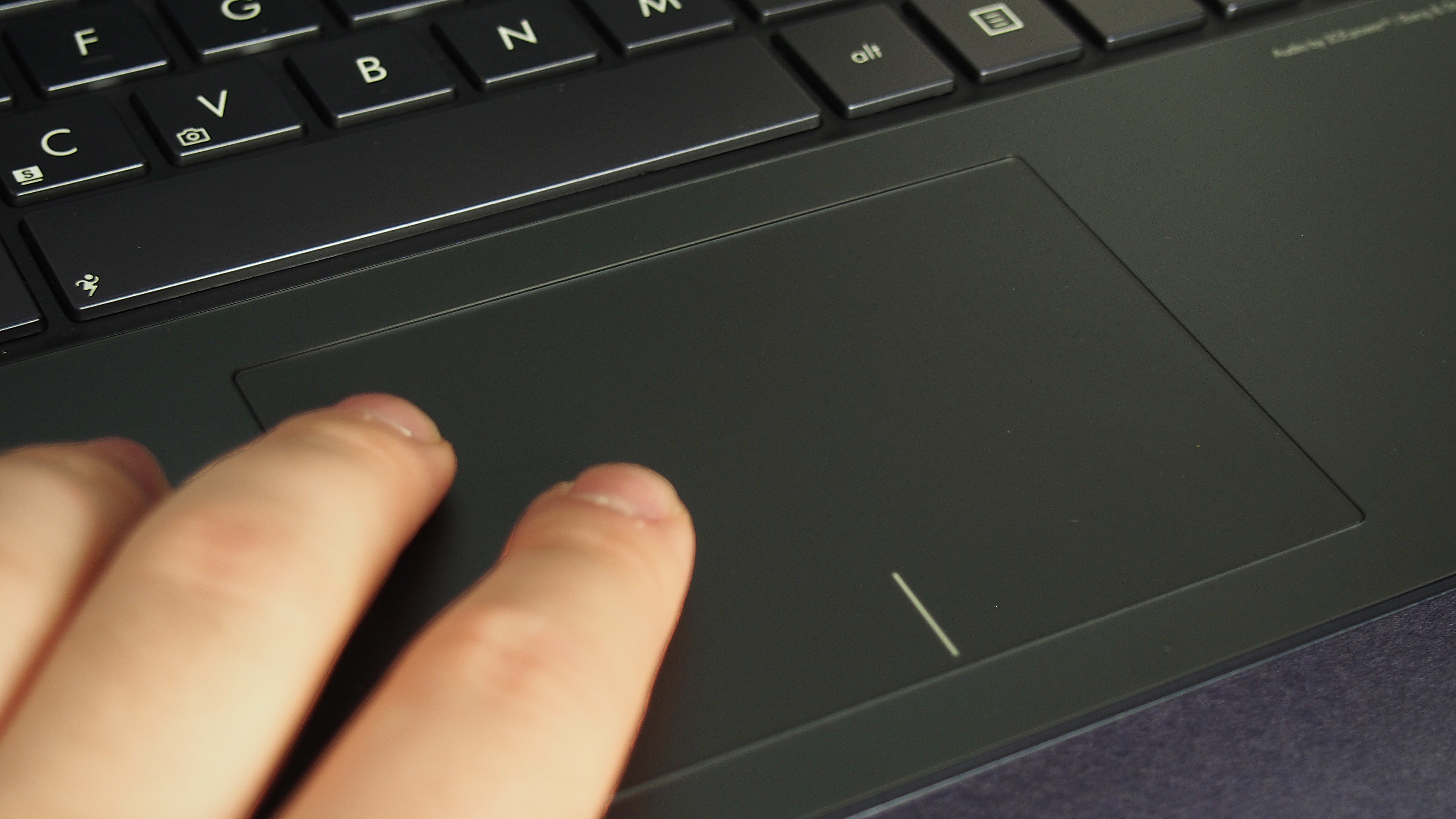 The touchpad on the UX301LA is unrivaled by any other ultrabook.