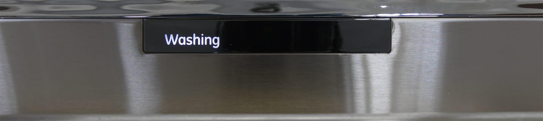 GE Profile PDT760SSFSS front screen