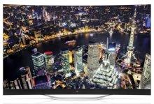 LG's 77-inch 4K OLED