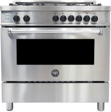 The Bertazzoni MAS365GASXE