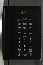 Frigidaire FGMV175QF Controls