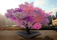Tree of 40 Fruit Render