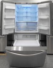Kenmore Elite 74025 Interior