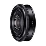Sony e 20mm f:2.8 e mount prime lens