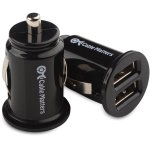 Cable matters 10w mini dual usb car charger 2 pack