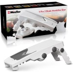 Mueller austria v pro 5 blade adjustable mandoline slicer
