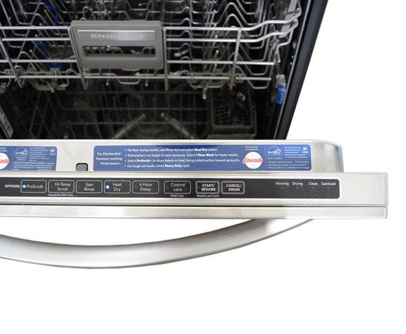 Kitchen Aid Stainless Steel Dishwasher Usa