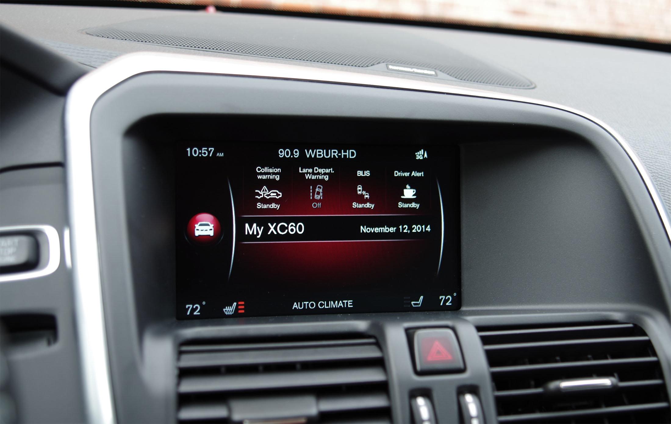 driver assistance technology XC60