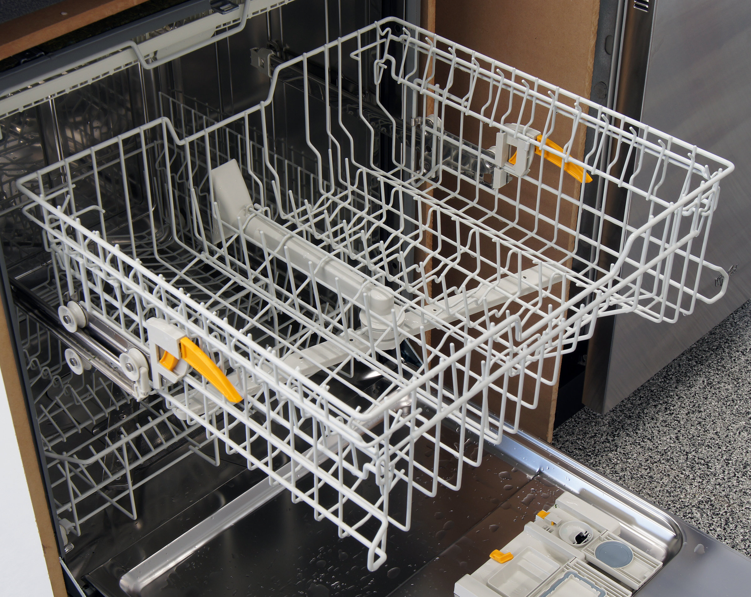 Miele G4225SCU top rack