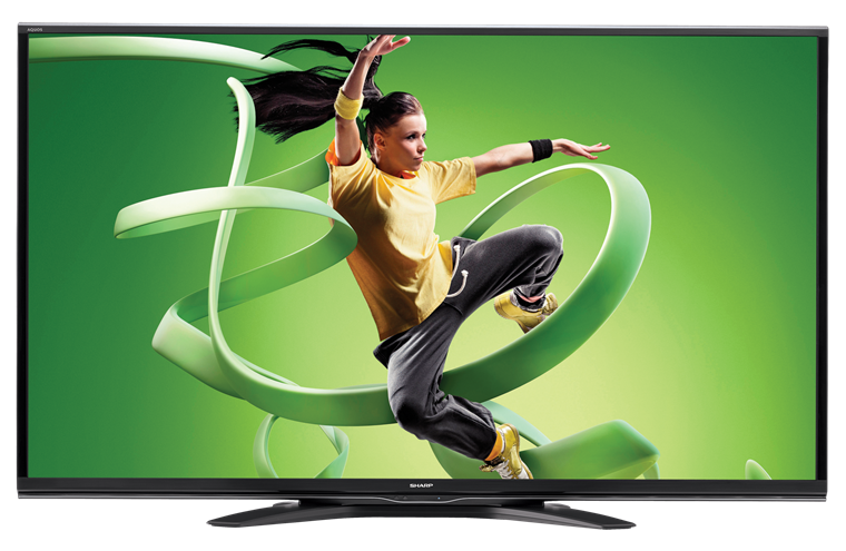 Sharp Aquos Q Series LC 60EQ10U 60 Inch LED Smart TV