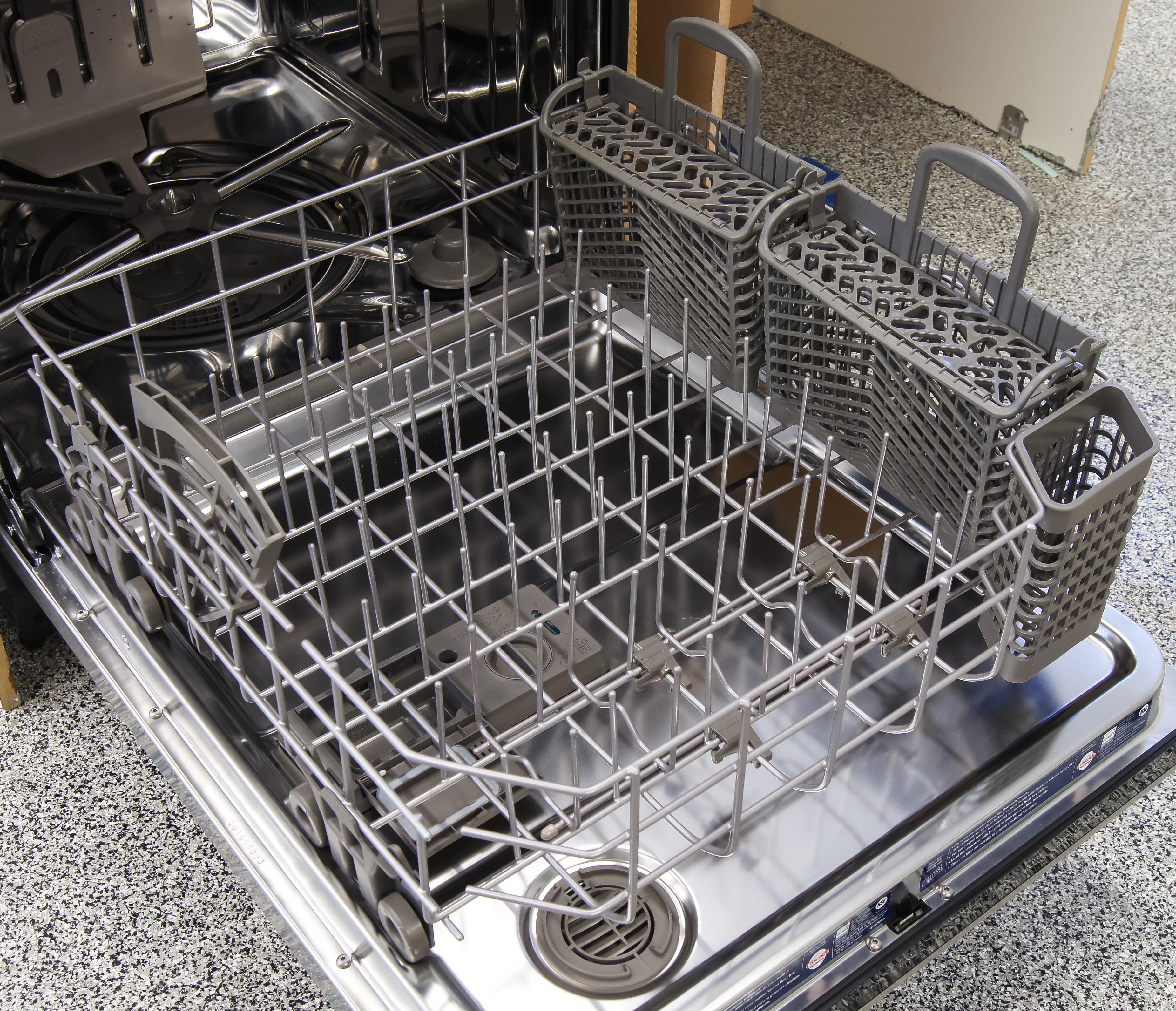 KitchenAid KDTM354DSS bottom rack