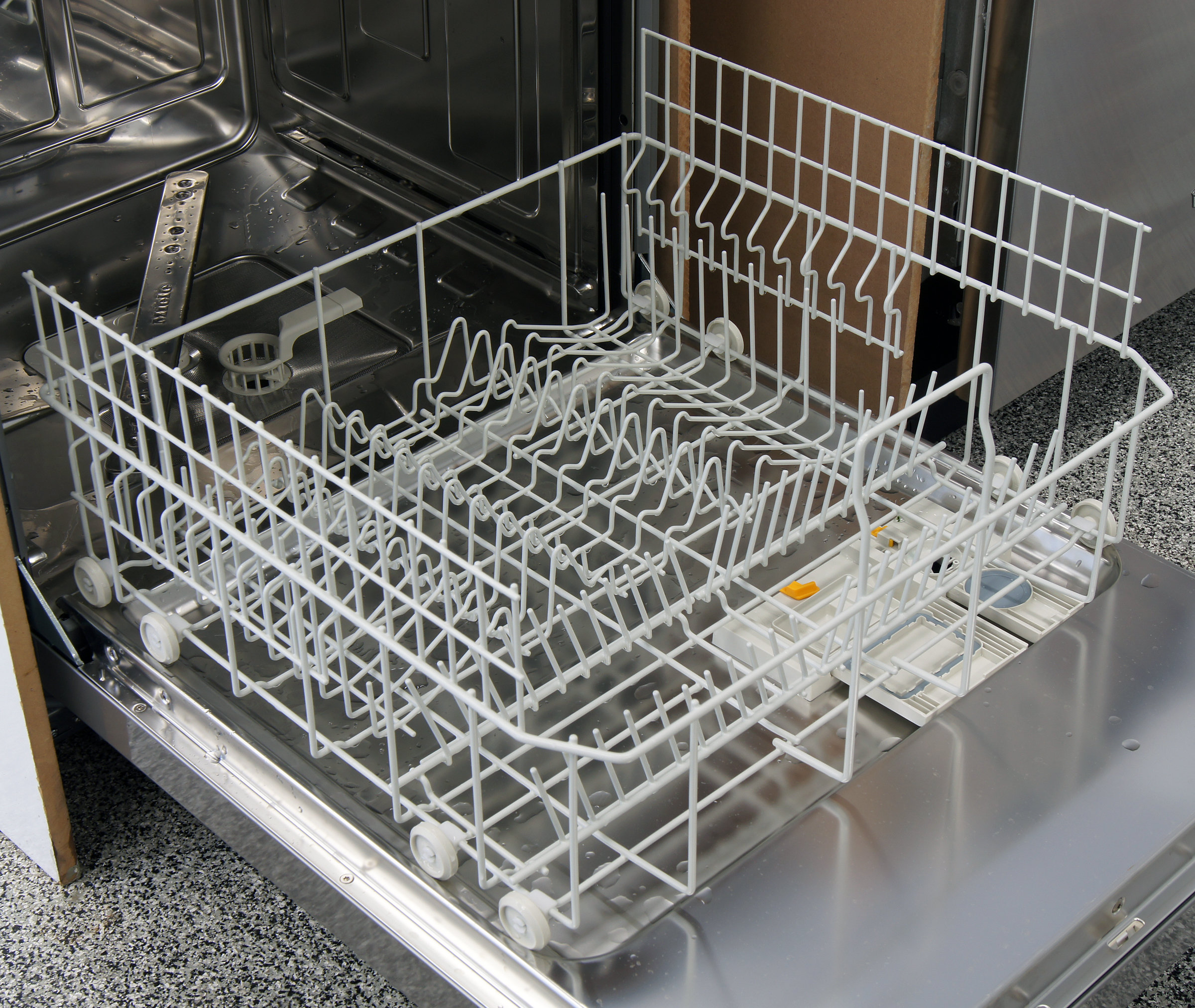 Miele G4225SCU bottom rack