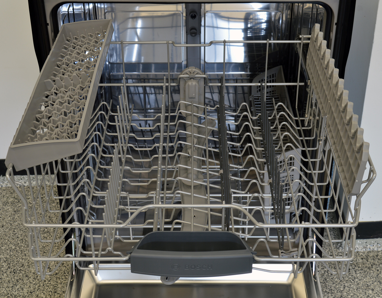 Bosch SHS5AV55UC top rack
