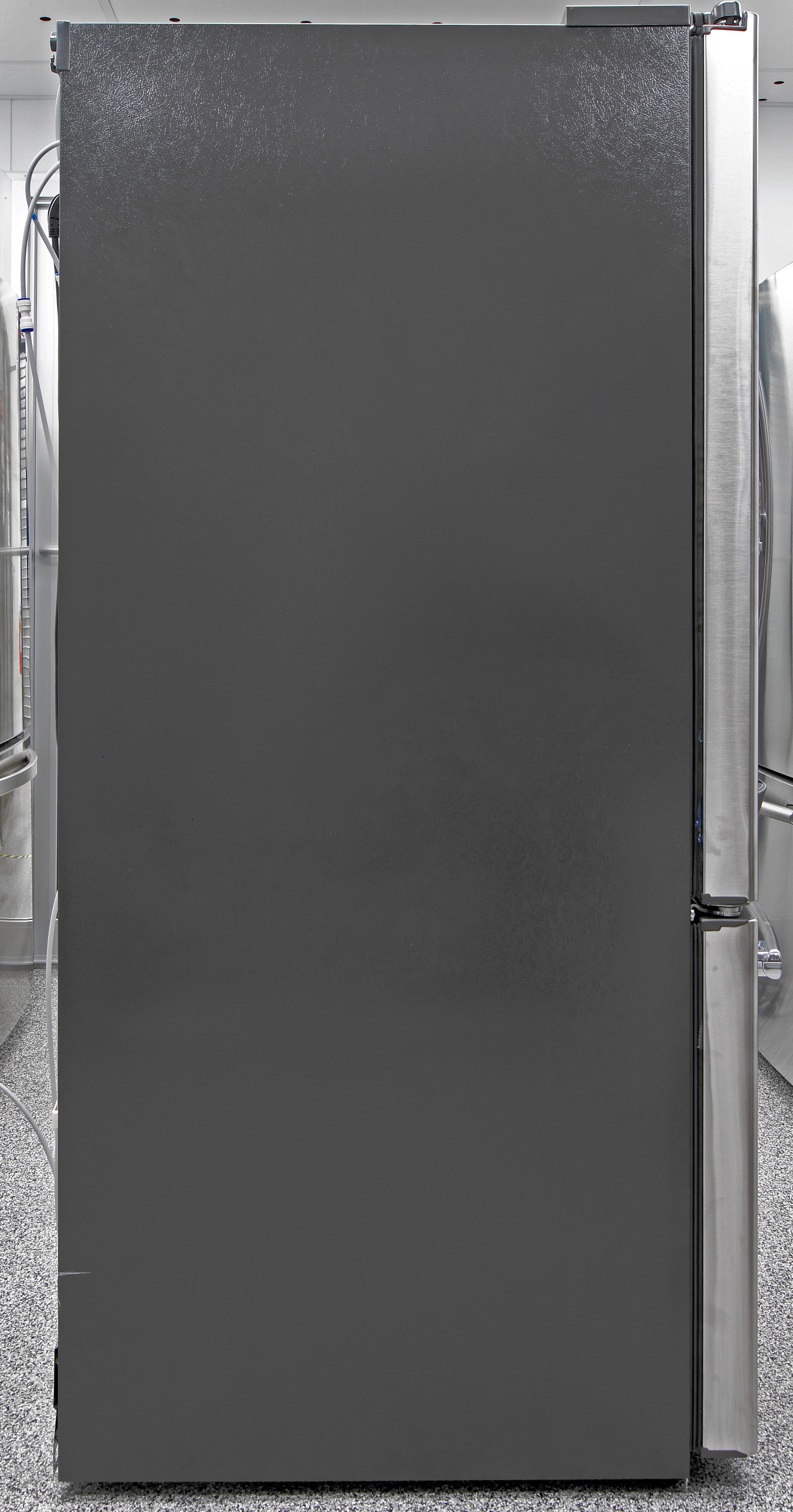 Ge profile pfe28rshss refrigerator review for High end french doors
