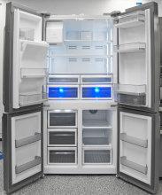 Dacor DTF364SIWS Interior