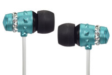 Maroo Audio Tiffany In-Ear Headphones (Close-Up)
