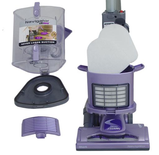 credit - Shark Vacuum Models
