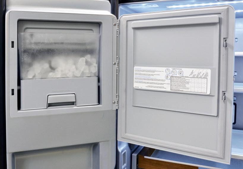 Kitchenaid Refrigerator Ice Dispenser Troubleshooting kitchenaid krfc704fbs krfc704fps counter depth series refrigerator