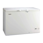 Haier hf11cm10nw chest freezer