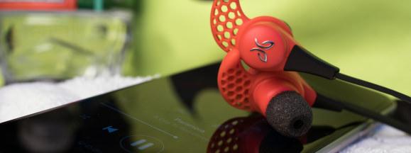 Jaybird earbud closeup small