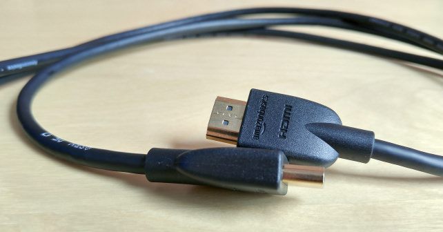 Amazon Basics HDMI Cable