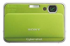Product Image - Sony Cyber-shot DSC-T2