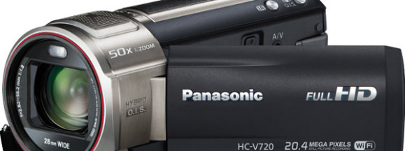 Panasonic v720 k cci