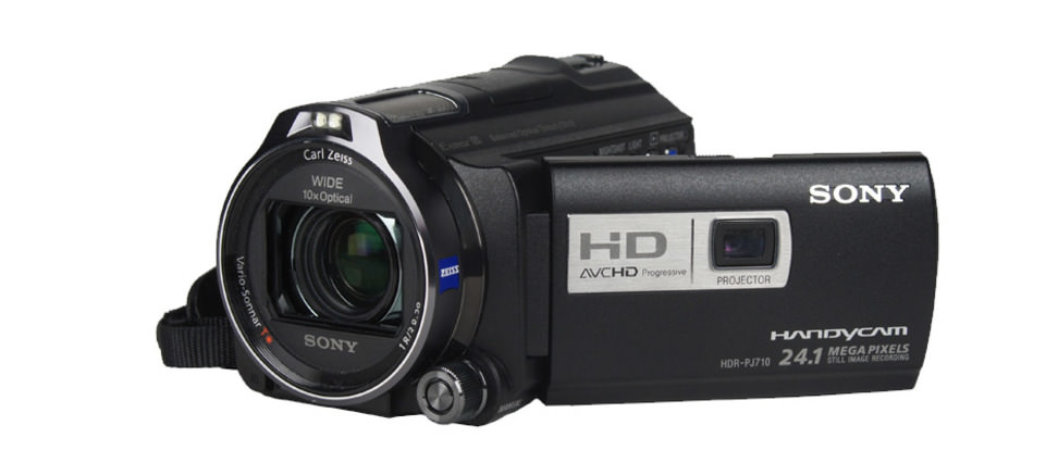 Product Image - Sony  Handycam HDR-PJ710V
