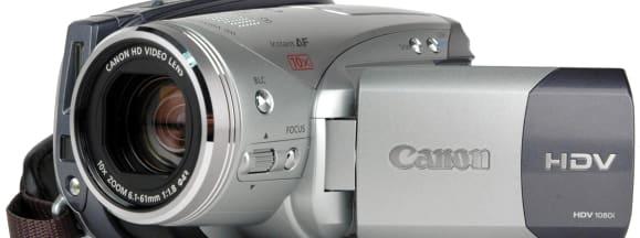Canon hv20vanity
