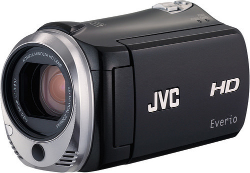 Product Image - JVC GZ-HM340
