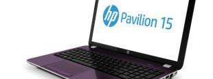 Hp pavilion 15 e016wm laptop