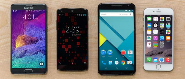 Smartphone Lineup