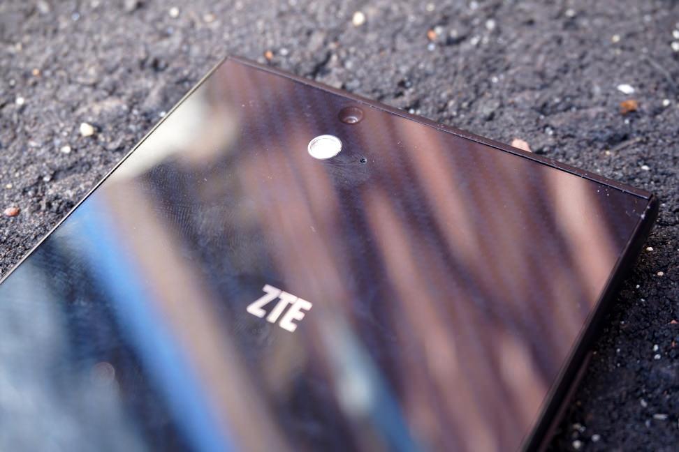 ZTE Grand X Max+ Rear Camera