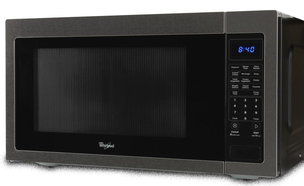 ... WMC50522AS Countertop Microwave Review - Reviewed.com Microwaves