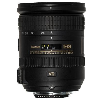 Product Image - Nikon AF-S DX Nikkor 18-200mm f/3.5-5.6G ED VR II