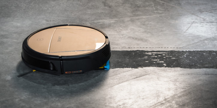 the deebot gets an f in our book - Robot Vacuums