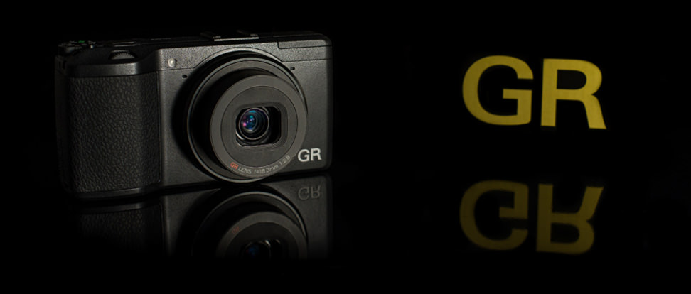Product Image - Ricoh GR